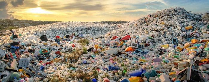 chất thải nhựa với thế giới