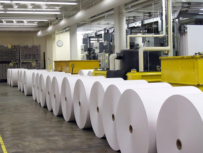 Thị trường giấy và bột giấy Trung Quốc tháng 6/2020: Tồn kho tăng, giá giảm paper china