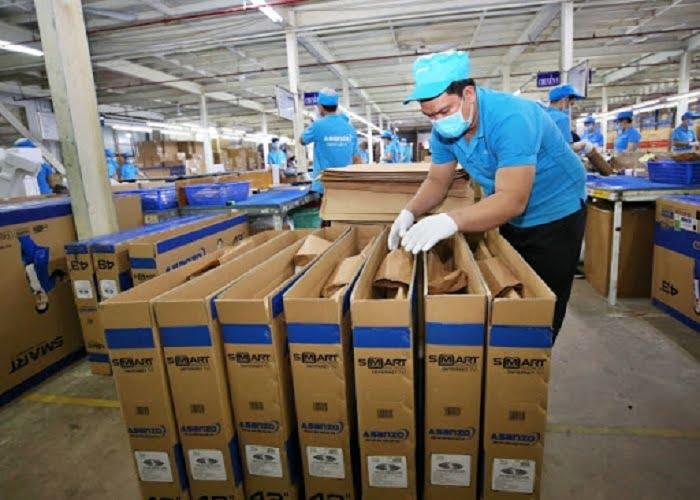 Chất lượng quốc gia: Chất chống thấm cho bao bì công nghiệp