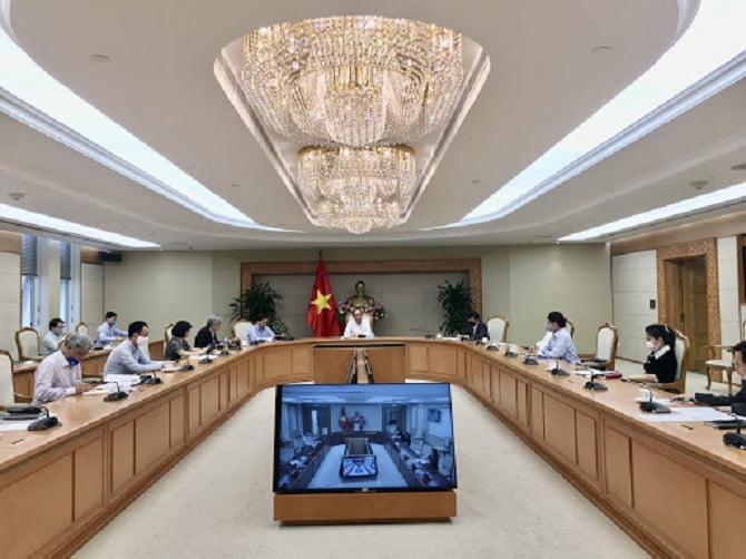 Lãnh đạo Hiệp hội làm việc với Tổ Công tác của Thủ tướng Chính phủ về bất cập của ND40/2019 đối với Ngành Giấy