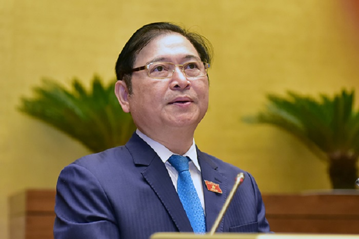 Chủ nhiệm UB Khoa học Công nghệ và Môi trường Phan Xuân Dũng.