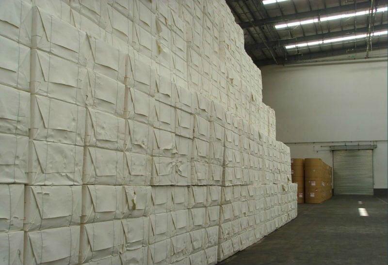 Phoenix Pulp & Paper nâng cấp dây chuyền bột giấy kraft gỗ cứng tẩy trắng