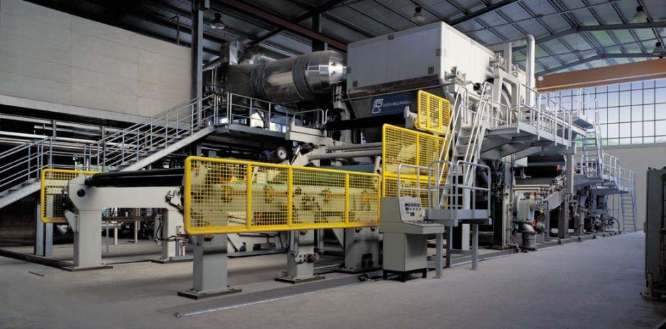 Jiangsu Kaisheng khởi chạy máy sản xuất bìa duplex có tráng phủ 200.000 tấn/năm ở Trung Quốc