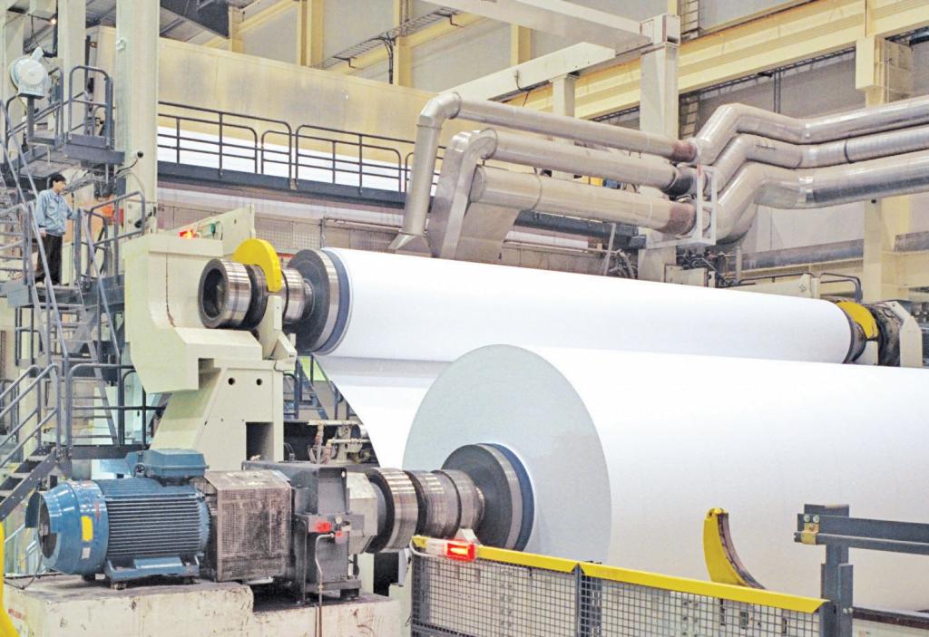 Sun Paper lắp đặt dây chuyền bột APMP tại Beihai, Quảng Tây