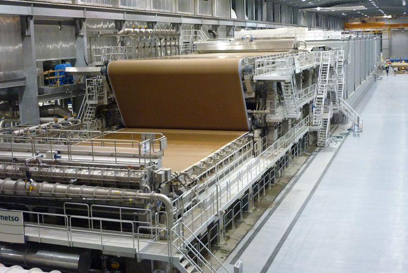 Công ty Long Chen Paper của Đài Loan chuẩn bị khởi chạy BM công suất 200.000 tấn/năm BM trong QI/2021