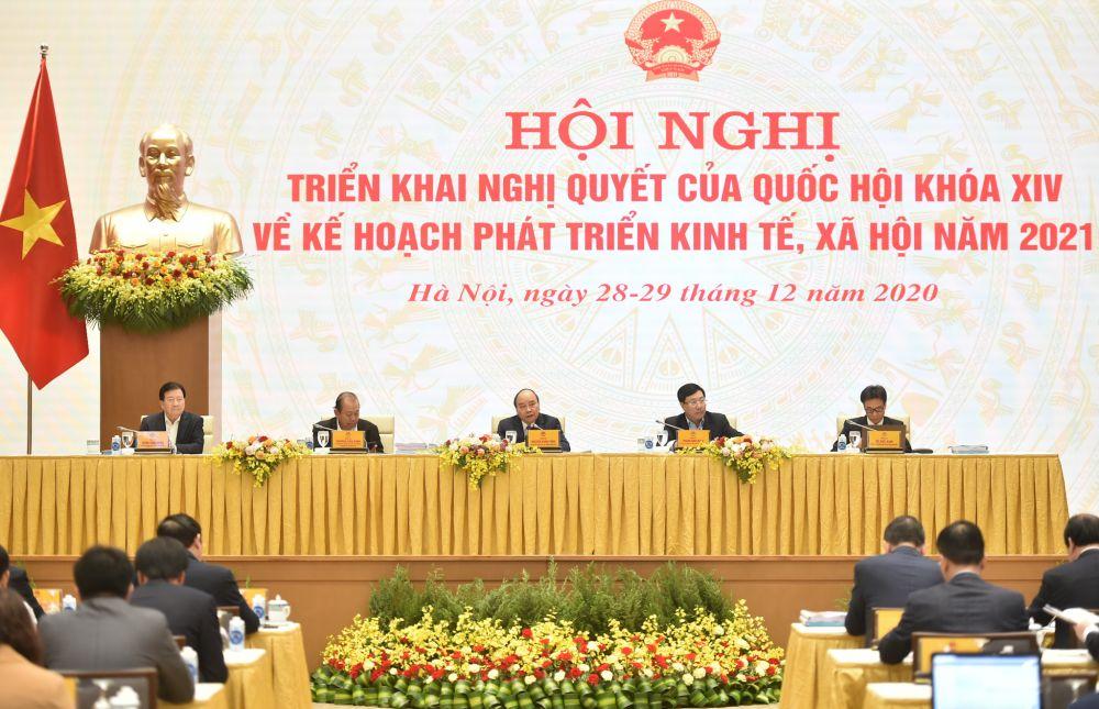 Lãnh đạo Hiệp hội tham dự Hội nghị Chính phủ